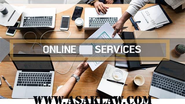 مشاوره حقوقی آنلاین