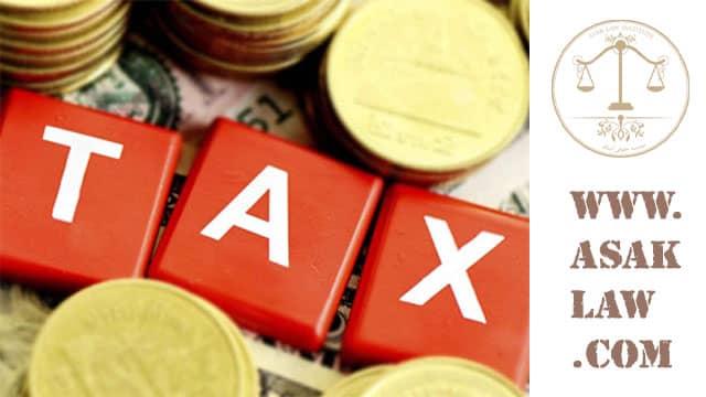 محاسبه مالیات پیمانکاری