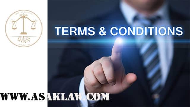 شرایط و مفاد قراردادپیمانکاری | هر آنچه پیمانکار باید در مورد شرایط و مفاد قرارداد پیمان بداند |