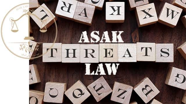 تهدید و اکراه در دعاوی حقوقی