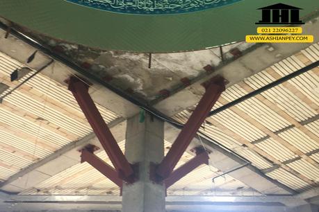 پروژه ی مقاوم سازی مسجد