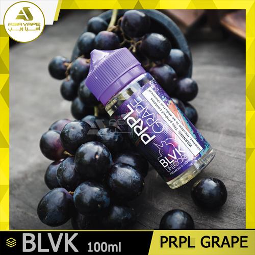 ایجوس طعم انگور قرمز BLVK PRPL GRAPE
