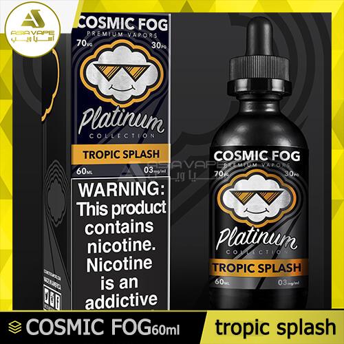 ایجوس طعم میوه های استوایی Cosmic Fog