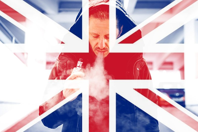 بهداشت عمومی انگلستان حمایت خود را از Vaping افزایش می دهد