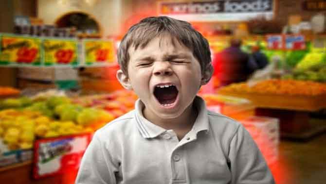 10 راه حل برای آرام کردن بدخلقی کودک دارای اتیسم(اوتیسم)