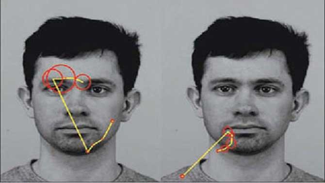 ردیابی چشمی اختلالات اجتماعی کودکان دارای اتیسم(اوتیسم)را پیش بینی می کند