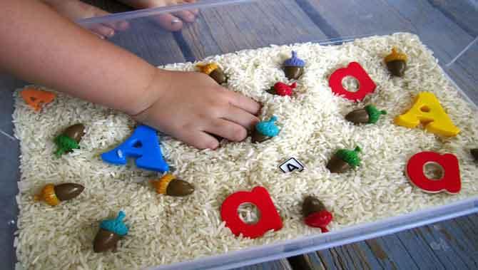 فعالیتهایی برای کودکان دارای اتیسم(اوتیسم)