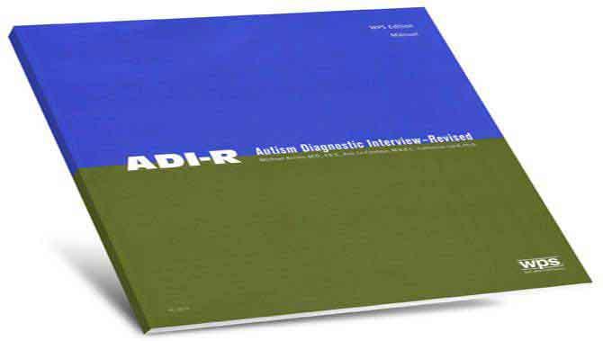 تست دقیق ADI-R برای تشخیص اتیسم(اوتیسم)