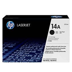 HP Cartridge 14A