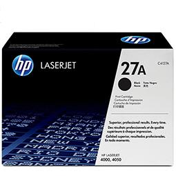 HP Cartridge 27A
