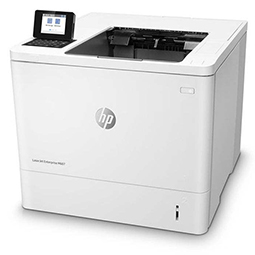 HP LaserJet Enterprise M607dn Laser Printer