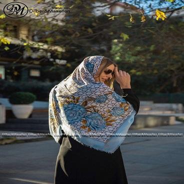 روسری نخی بهاره سبک و خنک
