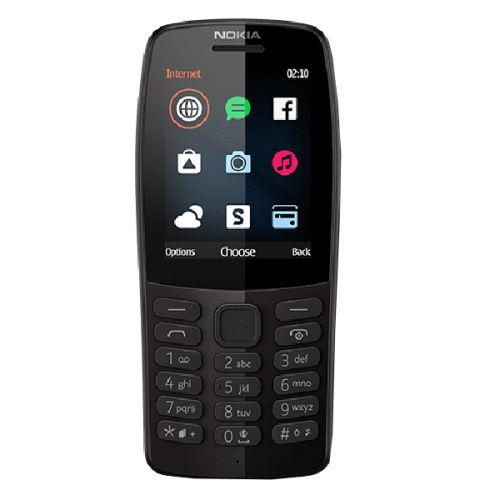 گوشی نوکیا 210 شرکتی