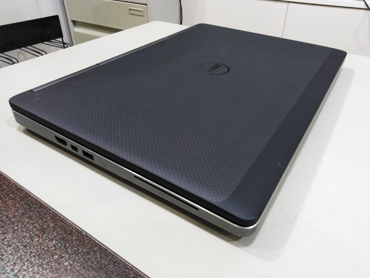 Dell Precision 7510 - Xeon E3/2G/15