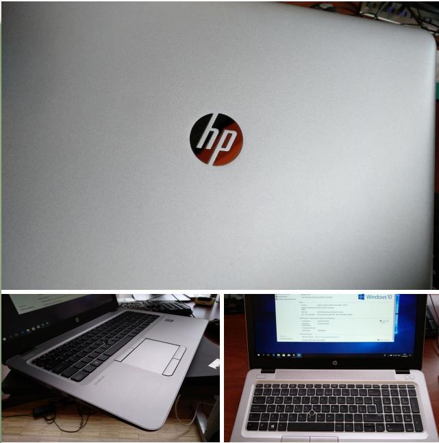 لپتاپ استوک HP EliteBook 850 G3-Touch