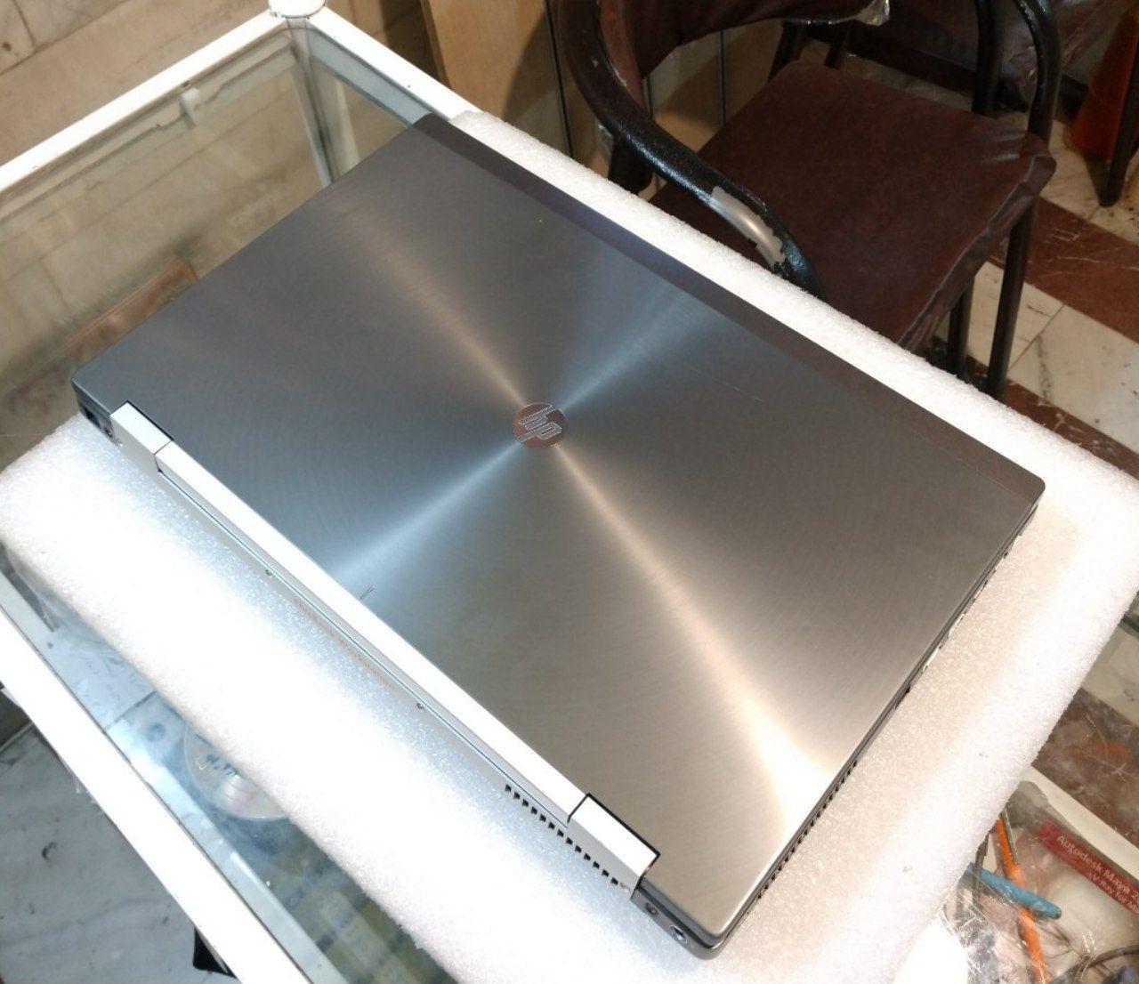 لپ تاپ استوک صنعتی HP Elitebook 8770w