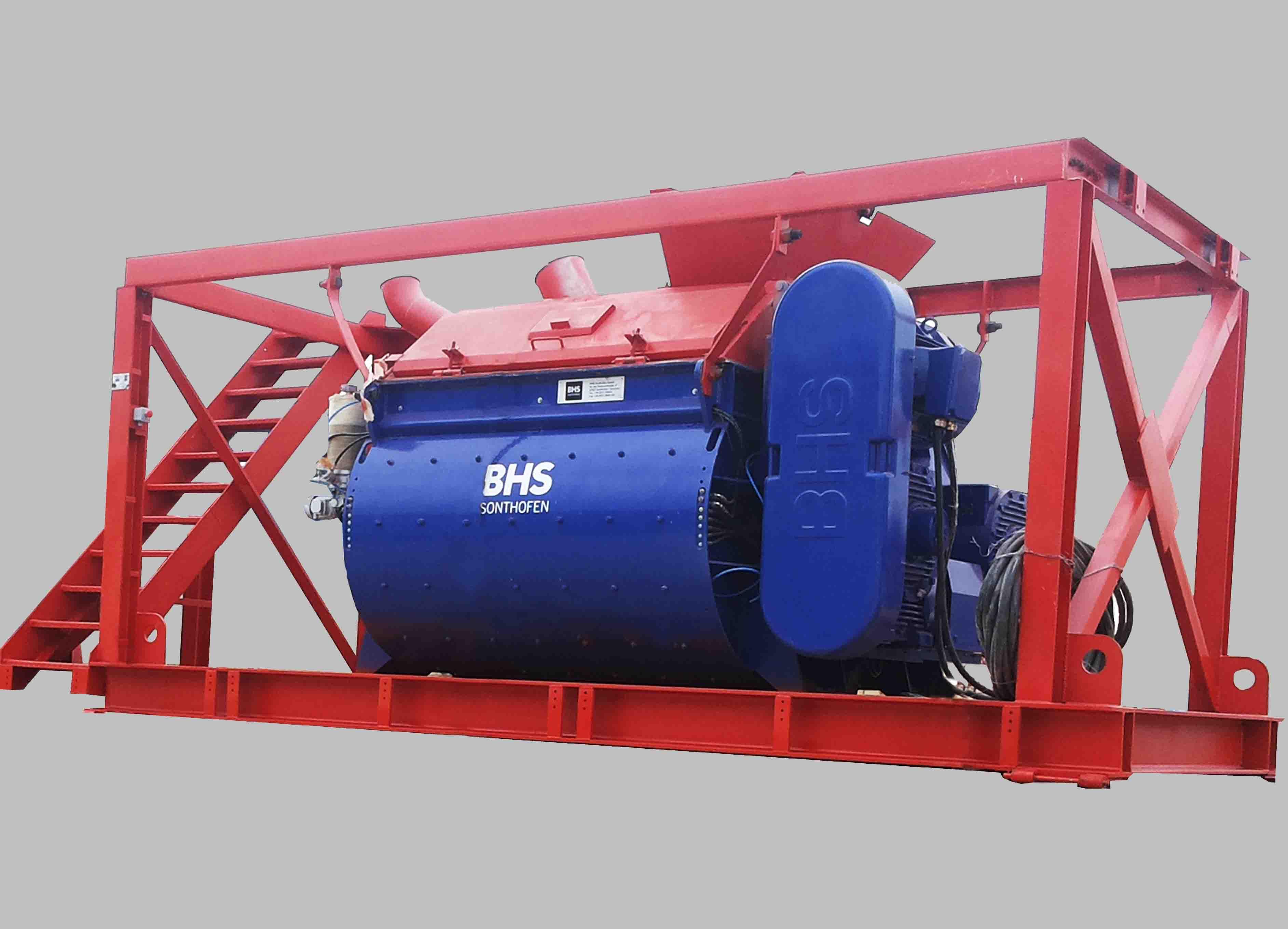M3 BHS Mixer