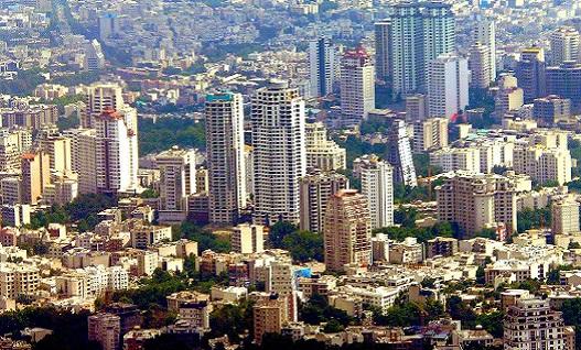 زیاد شدن در خواست ساخت و ساز در تهران