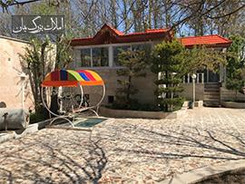 1500متر باغ ویلا باسند6دانگ و استخر سرپوشیده در ویلادشت ملارد