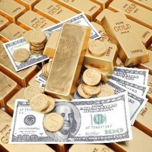بالا رفتن قیمت طلا