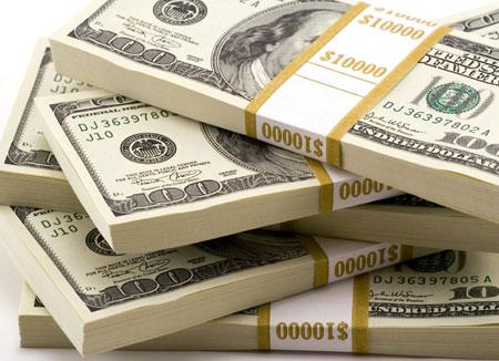 دلار در بازار آزاد نرخ 6200