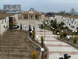 870متر باغ ویلا لوکس در ماهدشت ملارد