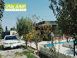 575متر باغ ویلا در ویلادشت