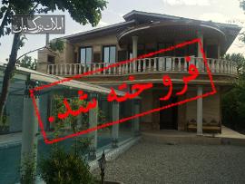باغ ویلا لوکس 1000متری در ملارد