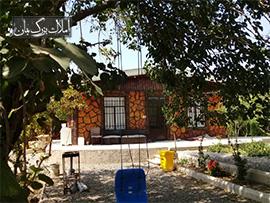 1135متر باغ ویلا در شهریار
