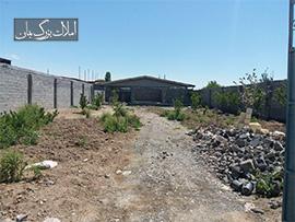 1000متر باغ ویلا در خوشنام ملارد