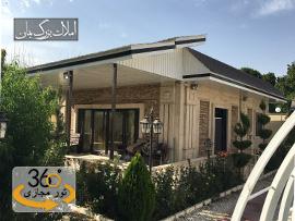 800متر باغ ویلا در خوشنام ملارد