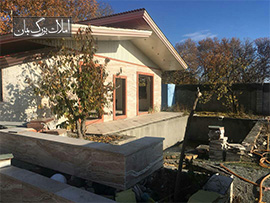 4600 متر باغ ویلا در بکه شهریار