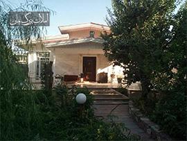 فروش باغ ویلای 1450متر در شهریار