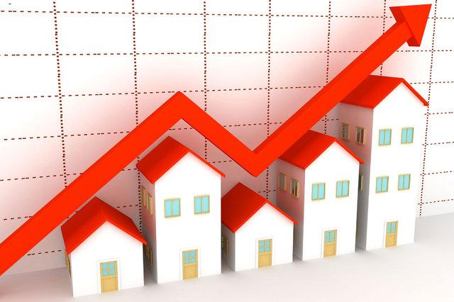 سیر صعودی قیمت مسکن