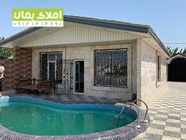 فروش باغ ویلا1200متری در لم آباد ملارد