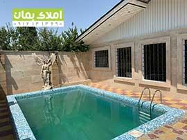 فروش باغ ویلا 800متر در لم آباد