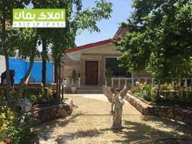باغ ویلای 600متر سرسبز در لم آباد ملارد
