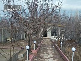 750متر باغ ویلا سنددار در ملارد