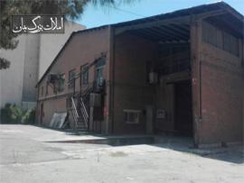 اجاره 5000متر زمین صنعتی باسوله در تهران
