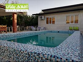 باغ ویلا زیبا در رزکان شهریار