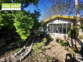 1000 متر باغ ویلای خوش ساخت و سرسبز در شهریار