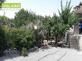 باغ ویلای 1380 متری با بنای 50 متری در کردزار شهریار