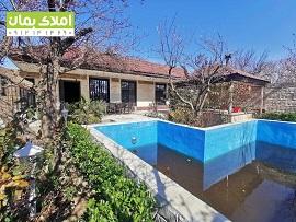 500 متر باغ ویلای لوکس سرسبز در قشلاق ملارد