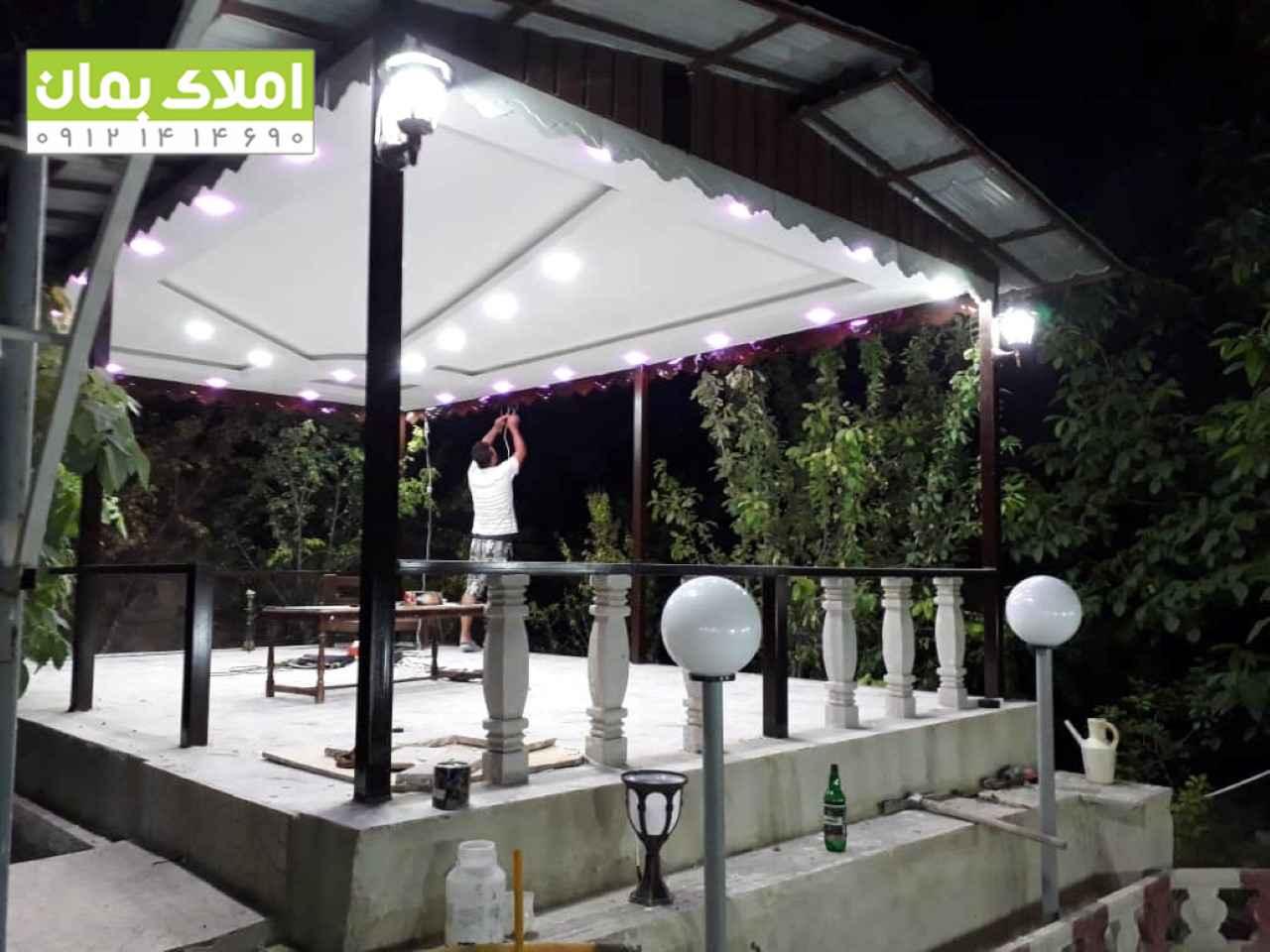 1150 متر باغ ویلای استخردار در باغدشت شهریار