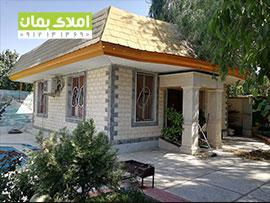باغ ویلای زیبا در کوی شفق کردزار