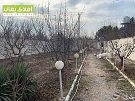 باغ ویلا ارزان نقلی در اسفند آباد ملارد