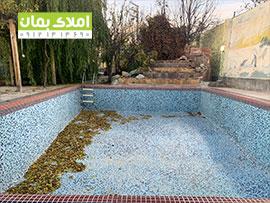 باغ ویلا نزدیک میدان نماز شهریار