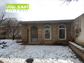 باغ ویلا با بنای قدیمی کردامیر شهریار