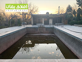 باغ ویلا با پایانکار در رزکان شهریار