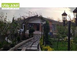 باغ ویلای 600 متری استخردار با سرایداری مجزا در لم آباد ملارد